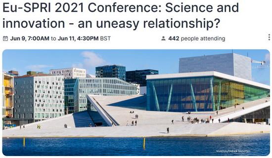 Eu-SPRI 2021 Conference