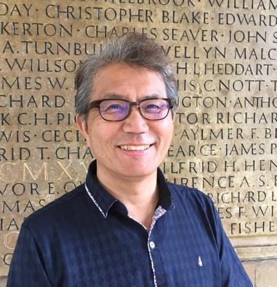 Professor Mitsuyasu  Yabe